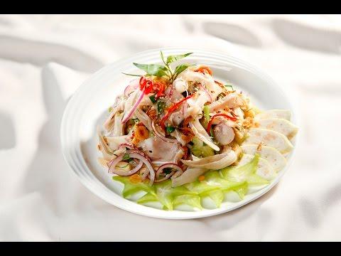 Món Ngon Mỗi Ngày - Tai heo thấu chua