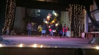 BTS - 21st century girls at VNC Rag Day 2016 [Dance cover]