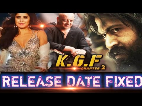 KGF Chapter 2   Release Date Fixed   Yash   Srindhi Shetty   Tamanna   2020 Biggest Movie