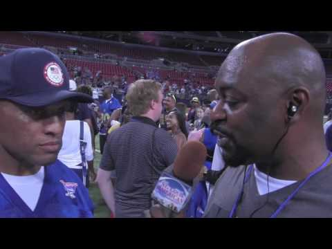 Aeneas Williams - Legends of the Dome,  Full Interview