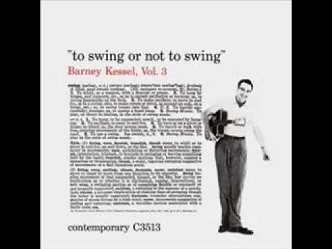 Barney Kessel - Contemporary Blues
