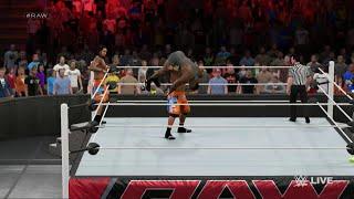 WWE 2K15 Univers Mode #18 - Say Uce-O !