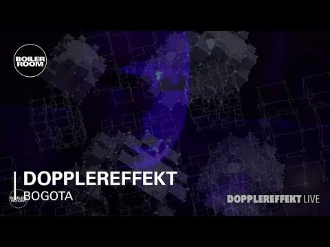 Dopplereffekt Boiler Room x Budweiser Bogotá Live Set