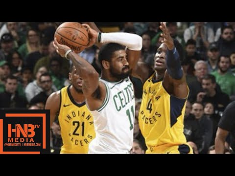 Boston Celtics vs Indiana Pacers Full Game Highlights / Feb 9 / 2017-18 NBA Season