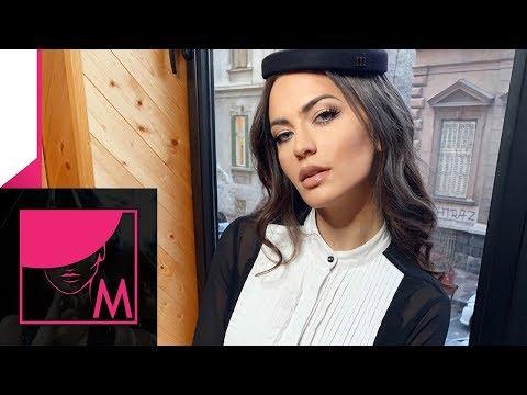 Milica Pavlovic - Digni ruku - Stage performance - (Nikad nije kasno 23.12.2018.)