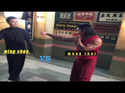 Download IP MAN 3¶ WING CHUN VS MUAY THAI ¶ subtitle Indonesia ¶