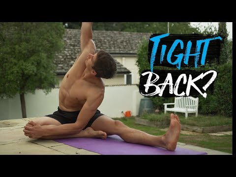 TIGHT Lower Back? Try THIS! (QL STRETCH)