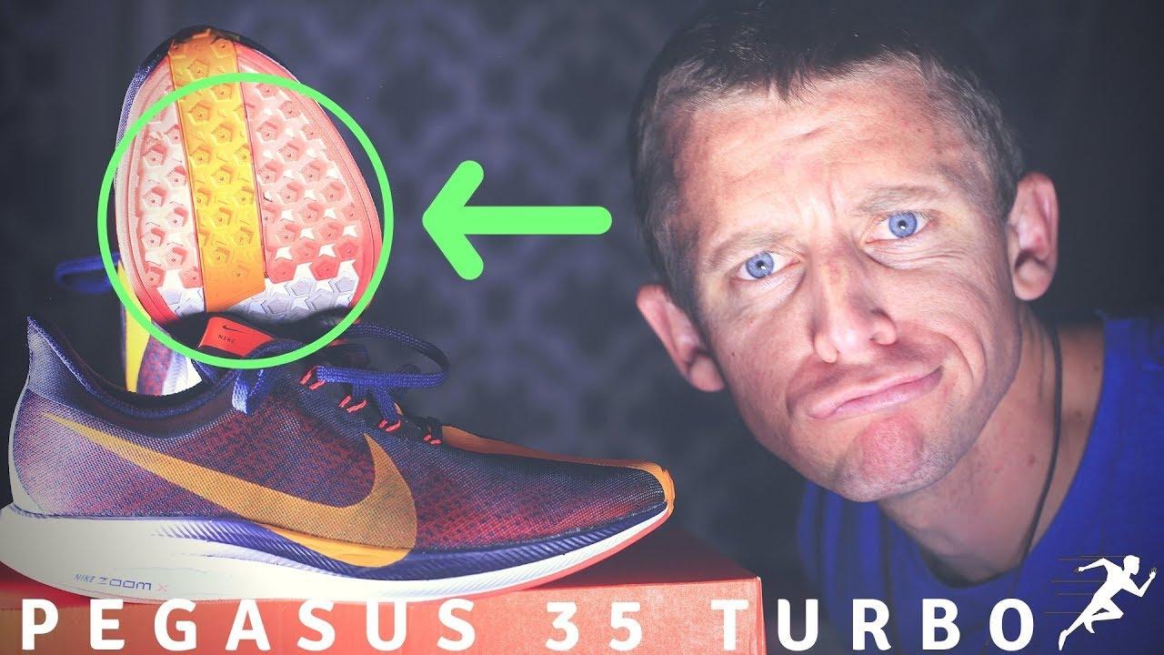5d533450240d6 Nike Pegasus 35 TURBO running shoes
