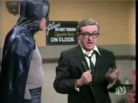 Joe Flynn Cameo on Batman 1966