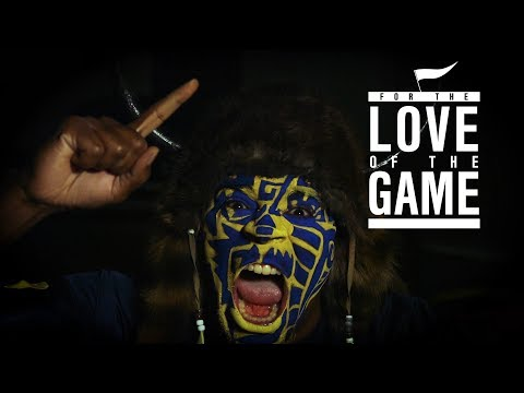 Watch how a Michigan Football superfan transforms on game day
