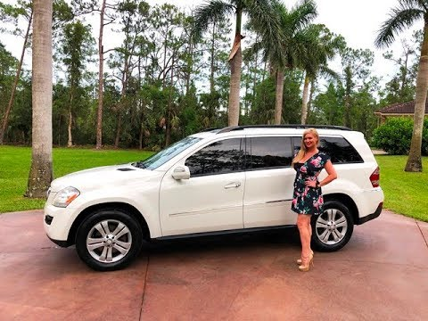 SOLD! 2009 Mercedes GL450 4Matic review w/MaryAnn for sale by: AutoHaus of Naples