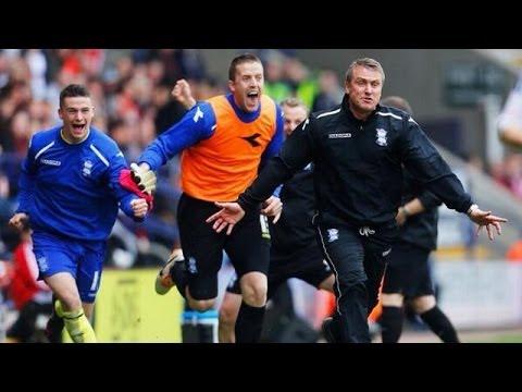 Download Lee Clark's wild celebration at Bolton
