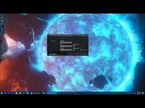 You Can Still Use NVIDIA Geforce Experience LED Visualizer!!!