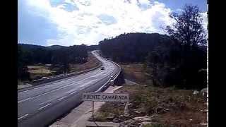 Carrera Panamericana 2014,Tramo El Salto ,Durango.