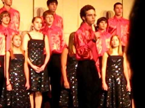 Valders High School 7AM Choir