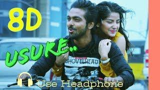 Usure // 8D Song // Sivapu manjal pachai // Tamil Songs