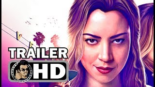 INGRID GOES WEST Red Band Trailer (2017) Aubrey Plaza Movie HD