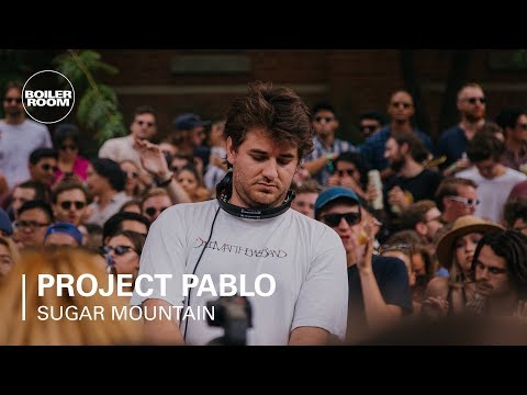 Project Pablo Boiler Room x Sugar Mountain 2018 DJ Set
