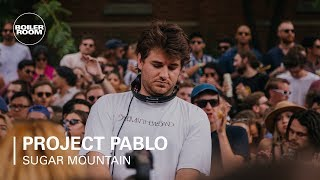 Project Pablo Boiler Room x Sugar Mountain 2018 DJ Set