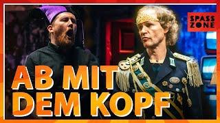 Julius Fischer: Roast-Royal auf Olaf Schubert