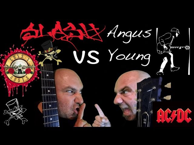 Guns N Roses VS ACDC
