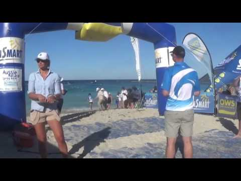 2016/17 Swimming WA OWS #10 - Sorrento (muted)