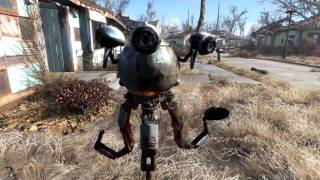 Fallout 4 - русская озвучка игры.