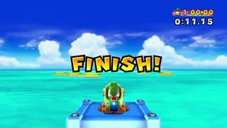 TAS Mario Party 9 Wii Time Attack 02:55.08 (Game Time)