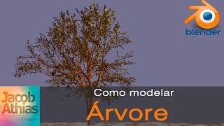 Como Modelar Árvores