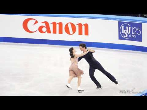 2017 Four Continents (DAY4) Ice Dance #16 Tessa VIRTUE & Scott MOIR (CAN) FD
