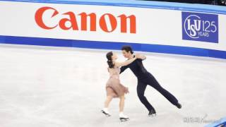 2017 Four Continents (DAY4) Ice Dance #16 Tessa VIRTUE & Scott MOIR (CAN) FD