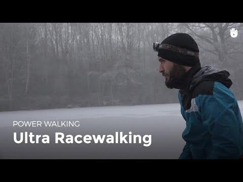 Ultra Racewalking | Power Walking