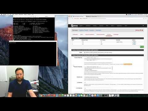 pfSense - Captive Portal and Vouchers