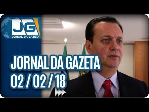 Jornal da Gazeta - 02/02/2017