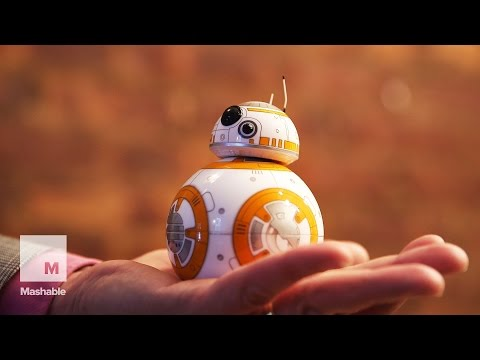 Star Wars BB-8 Droid by Sphero: Hands-On Toy Review | Mashable