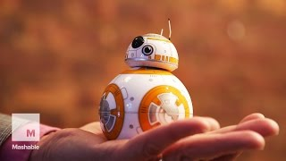 star wars bb 8 droid by sphero hands on toy review   mashable