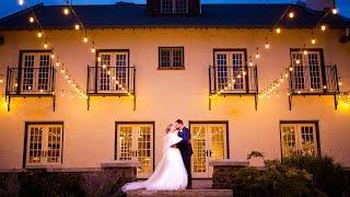 Intimate Guild Inn Estate wedding   Michelle & Corey