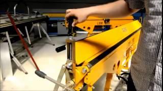 гибочные станки для листового металла