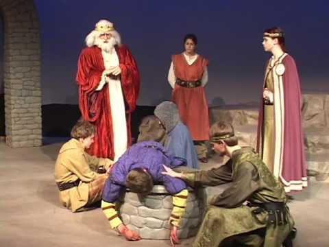 Seattle Academy Theatre Program 2007: Macbeth Act 1