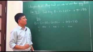 Toánlớp 7-Phép tính các số viết theo quy luật (tiết 1)-Thầy Tạ Anh Sơn