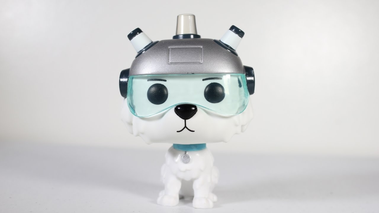 Rick and Morty SNOWBALL Pop Vinyl Figure NEW /& IN STOCK NOW Funko Pop