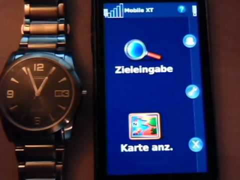 HX-V11-7 There is NO Bug with Garmin Mobile XT