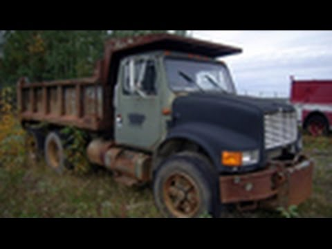 1990 Navistar International Dump Truck on GovLiquidation.com