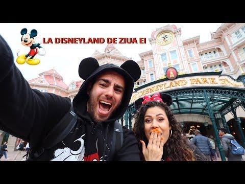 Am dus-o la Disneyland de ziua ei! (super-surpriză!)