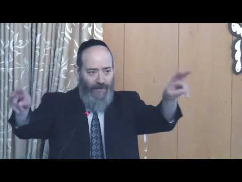Rav Dovid Kaplan - Educating our children