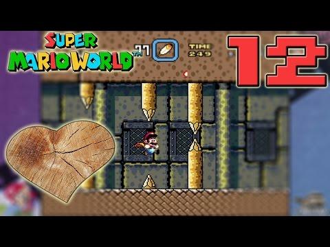 Ich und mein Holz!... - Super Mario World - Part 12