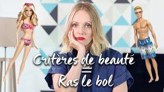 CRITERES DE BEAUTE = RAS LE BOL !!  / Maud Bettina-Marie thumbnail