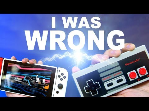 I screwed up this Nintendo Switch Controller video