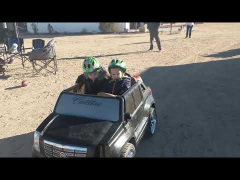 Twins cruising