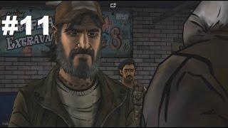КАК КЕННИ ГЛАЗ ПОТЕРЯЛ- The Walking Dead Season 2 (EP3)